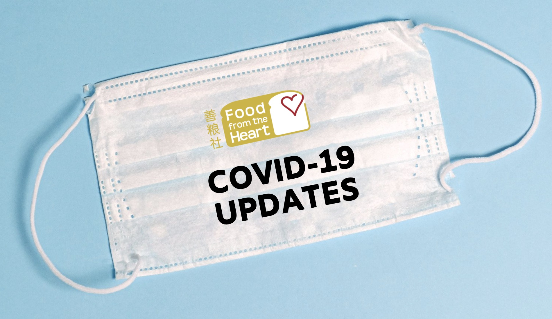 List of Food from the Heart COVID-19 Updates